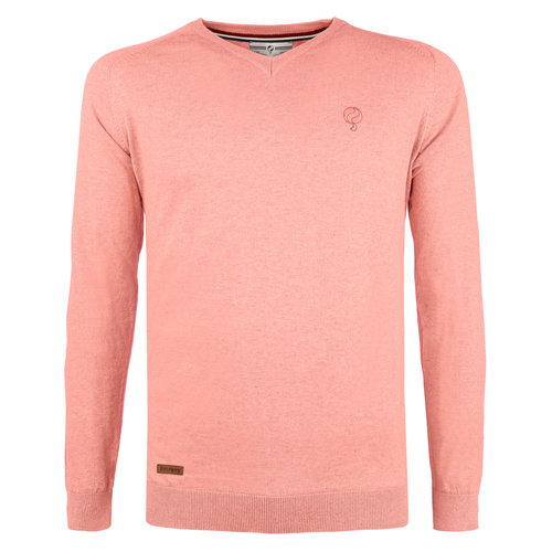 Men's Pullover Heemskerk - Light Pink