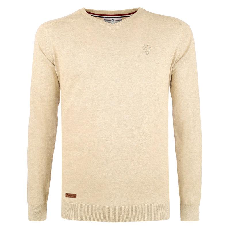 Q1905 Men's Pullover Heemskerk - Light Beige