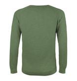 Q1905 Men's Pullover Heemskerk - Oase Green