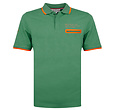 Q1905 Men's Polo Zomerland - Hard Green
