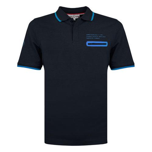 Men's Polo Zomerland - Dark Blue