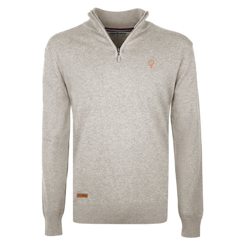 Men's Pullover Castricum - Light Grey
