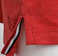 Q1905 Heren Polo Bloemendaal - Rood