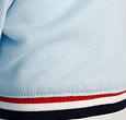 Q1905 Heren Polo Bloemendaal -Lichtblauw