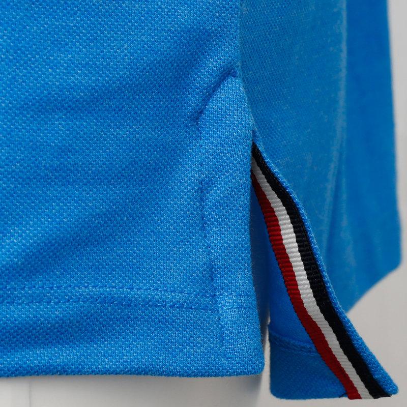 Q1905 Heren Polo Bloemendaal - Kobalt Blauw