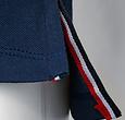 Q1905 Heren Polo Bloemendaal - Marine Blauw