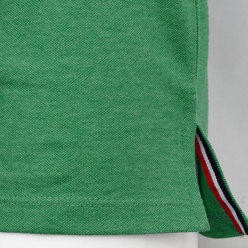 Q1905 Heren Polo Willemstad - Hardgroen