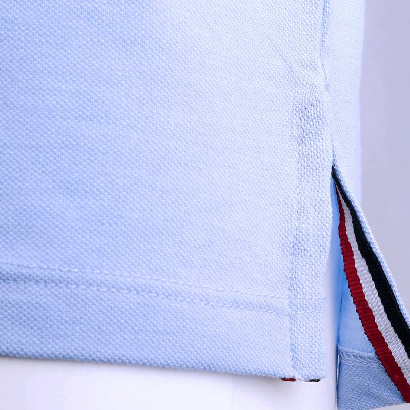 Q1905 Men's Polo Willemstad - Lila Blue