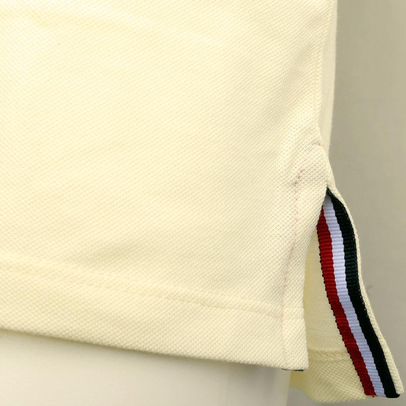 Q1905 Heren Polo Willemstad - Pastel Geel