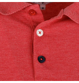 Q1905 Heren Polo Willemstad - Rood