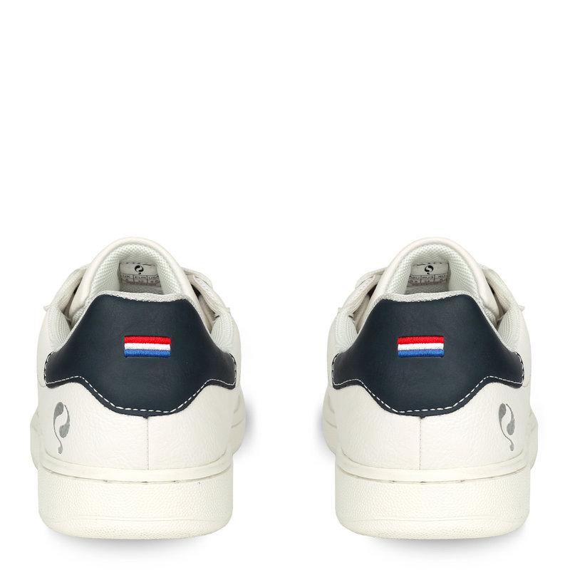 Q1905 Heren Sneaker University - Gebroken Wit