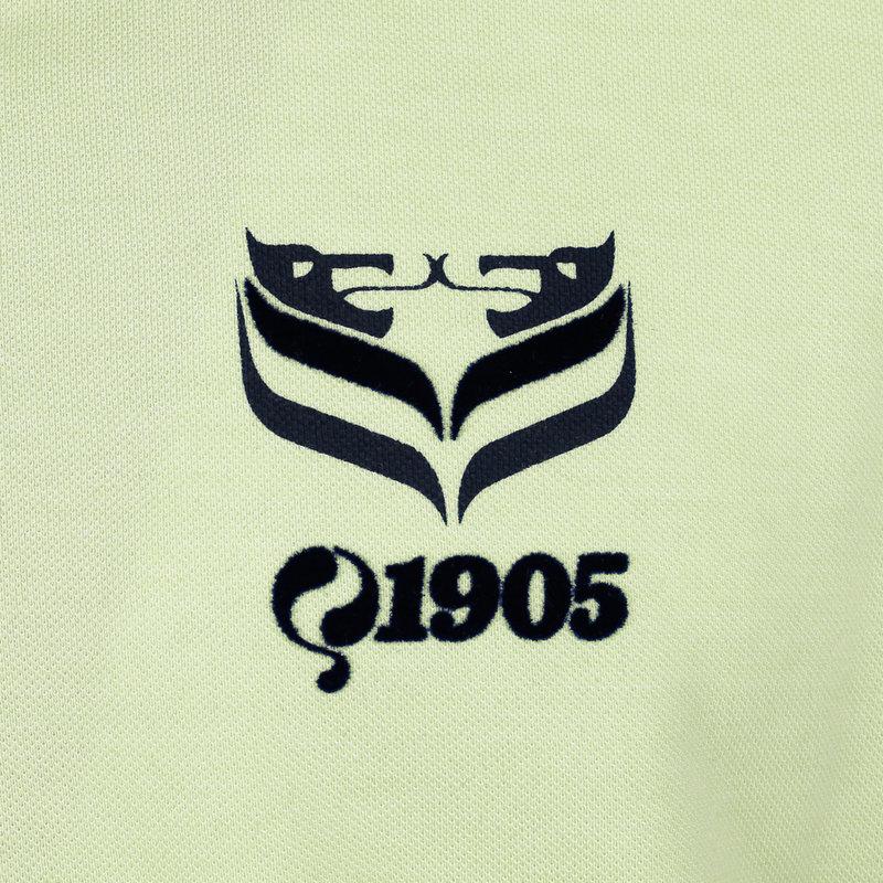 Q1905 Heren Polo Middelburg - Zachtgroen