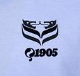 Q1905 Heren Polo Middelburg - Lila blauw