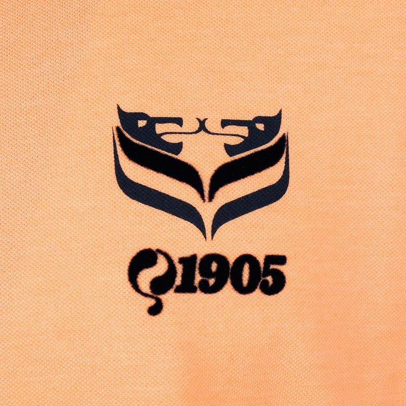 Q1905 Men's Polo Zomerland - Apricot