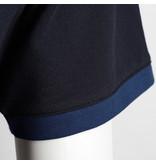 Q1905 Heren Polo Santpoort - Donkerblauw/Marine Blauw