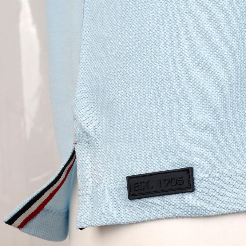 Q1905 Men's Polo Oosterwijk - Light Blue