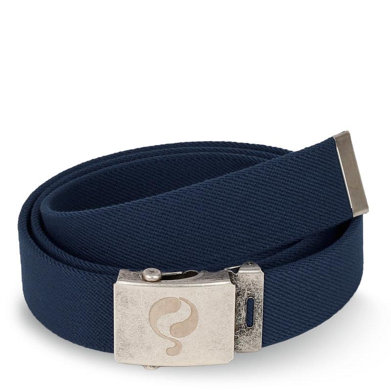 Q1905 Belt Leiden - Marine Blue