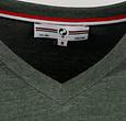 Q1905 Heren T-shirt Egmond - Donkergroen
