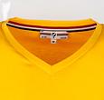 Q1905 Men's T-shirt Egmond - Sun Yellow