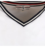 Q1905 Heren T-shirt Oostdorp - Wit