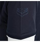 Q1905 Heren T-shirt Oostdorp - Donkerblauw