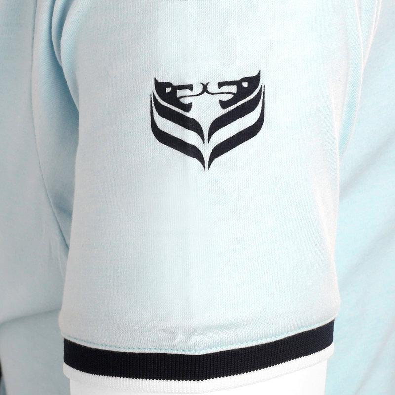 Q1905 Men's T-shirt Oostdorp - Light Blue