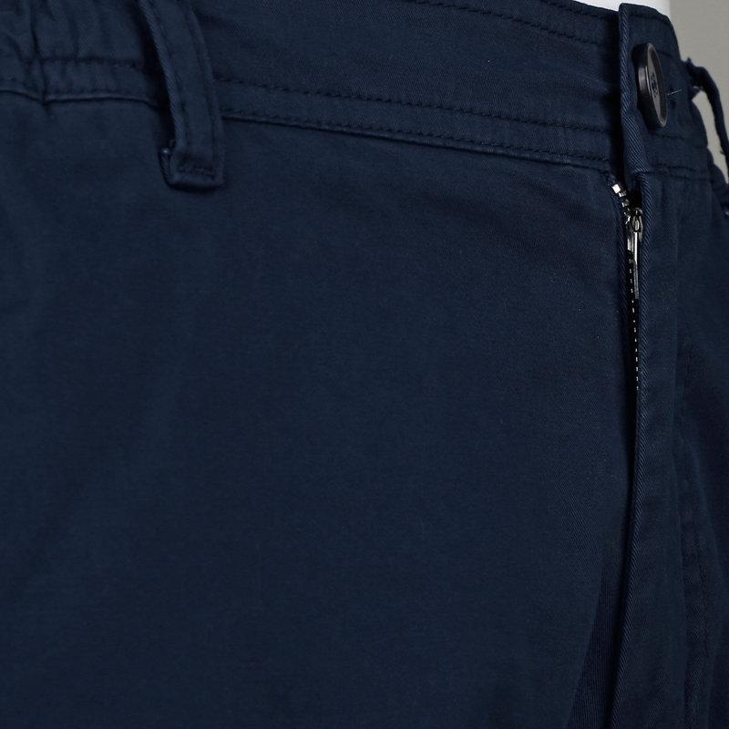 Q1905 Heren Bermuda Short Muiderberg - Donkerblauw