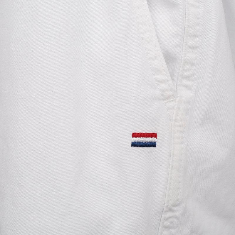 Q1905 Heren Bermuda Short Muiderberg - Wit