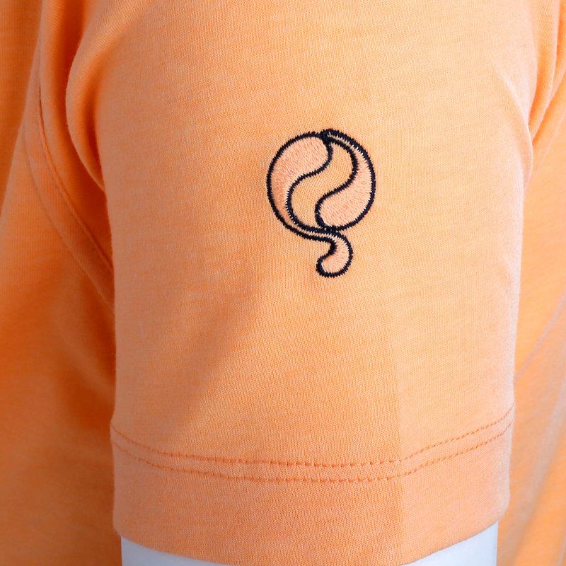 Q1905 Men's T-shirt Duinzicht - Apricot