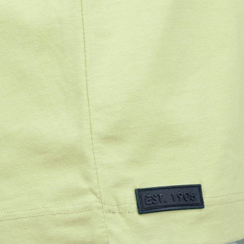 Q1905 Heren T-shirt Duinzicht - Zachtgroen