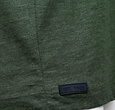 Q1905 Heren T-shirt Duinzicht - Donkergroen