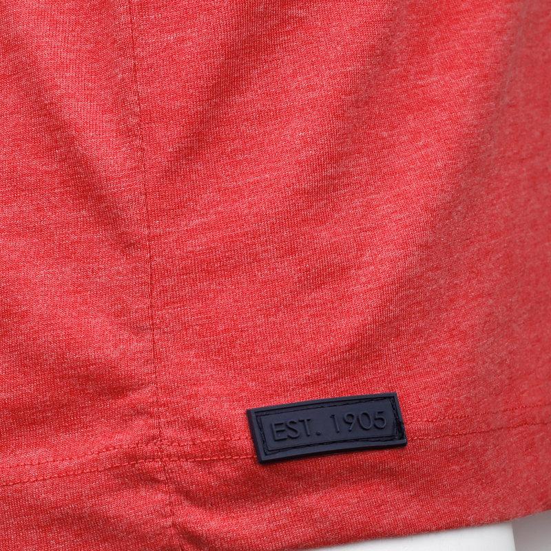 Q1905 Men's T-shirt Duinzicht - Red
