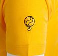 Q1905 Men's T-shirt Duinzicht - Sun Yellow