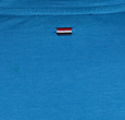 Q1905 Heren T-shirt Duinzicht - Kobaltblauw