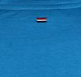 Q1905 Men's T-shirt Duinzicht - Kobalt Blue