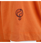 Q1905 Men's T-shirt Duinzicht - Rust Orange