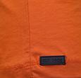 Q1905 Heren T-shirt Duinzicht - Roest Oranje