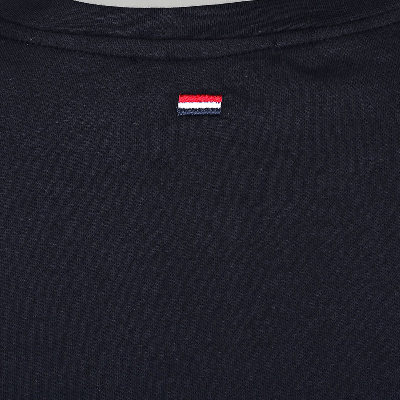 Q1905 Heren T-shirt Duinzicht - Donkerblauw