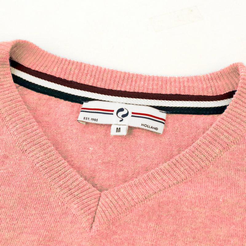 Q1905 Men's Pullover Heemskerk - Light Pink