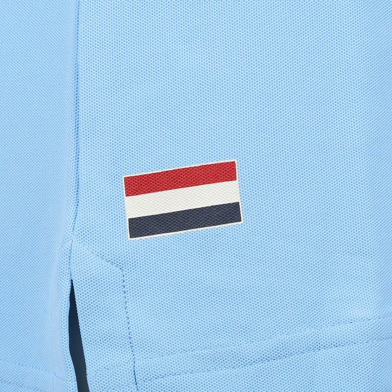 Q1905 Dames Polo Square - Lichtblauw