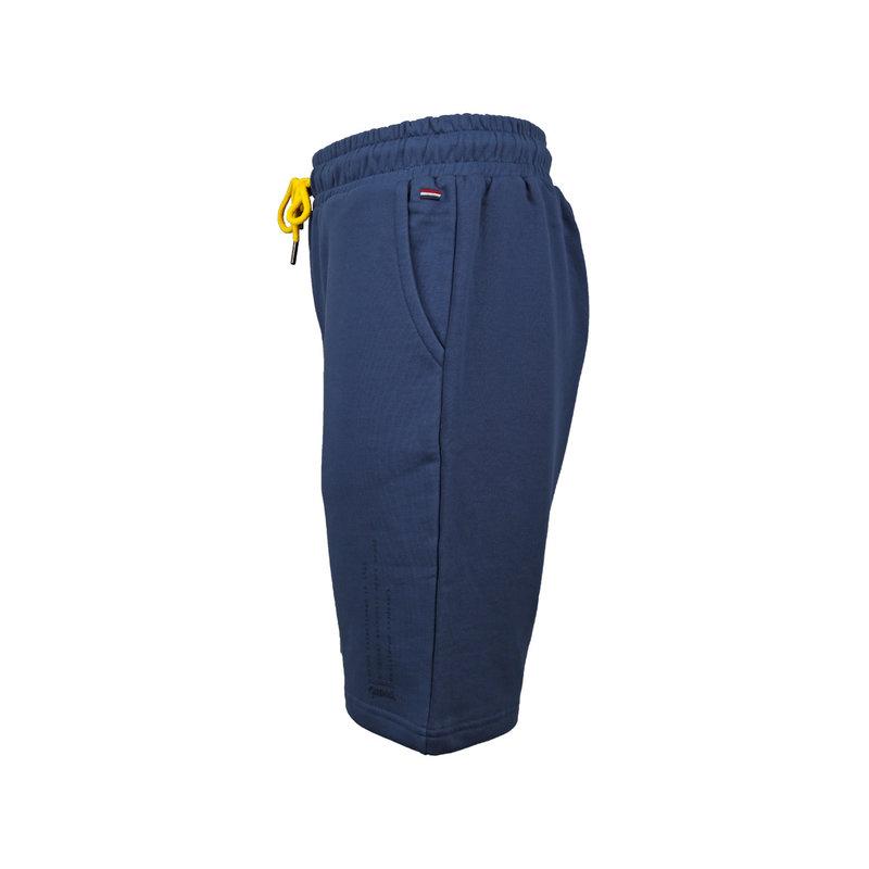 Q1905 Men's Sweatshort Naarden - Marine Blue