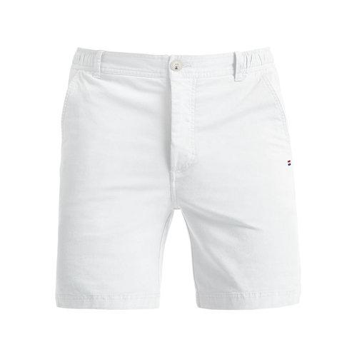 Heren Bermuda Short Muiderberg - Wit
