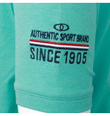 Q1905 Heren T-shirt Zandvoort - Mint Groen