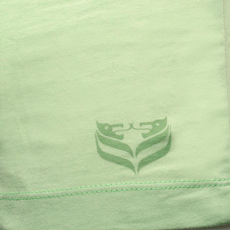Q1905 Heren T-shirt Zandvoort - Zachtgroen