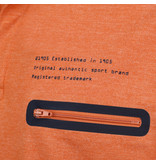 Q1905 Men's Polo Zomerland - Rust Orange