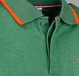Q1905 Men's Polo Zomerland - Hard Green