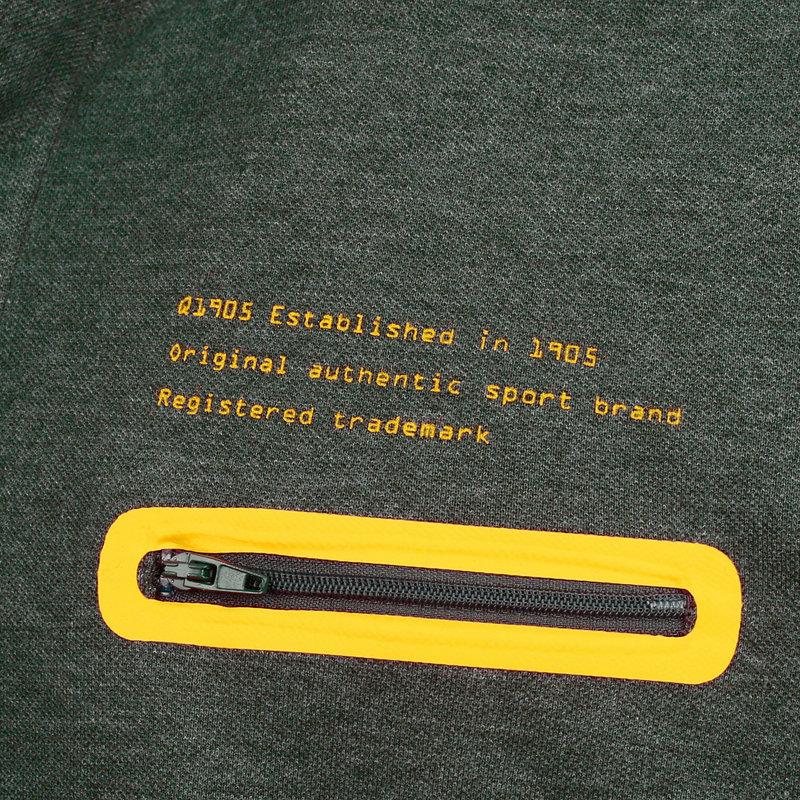 Q1905 Men's Polo Zomerland - Dark Green