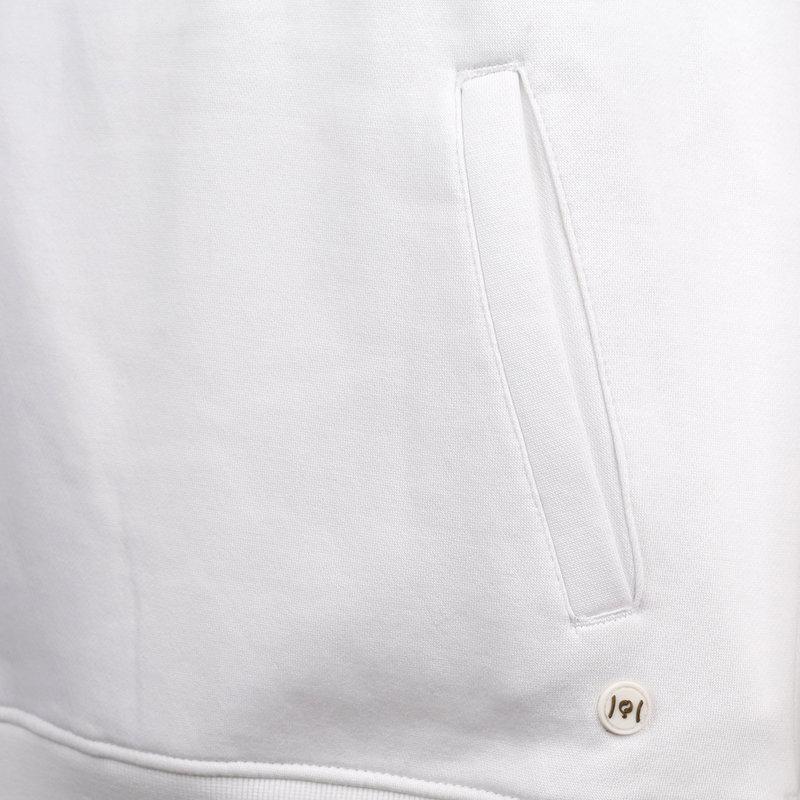 Q1905 Men's Q Hooded Jacket M - White