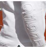 Q1905 Women's Q Hooded Jacket W - White