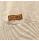 Q1905 Men's Polo Zoutelande - Light Beige